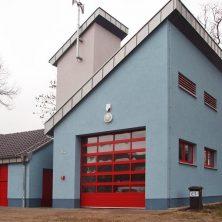Neubau Feuerwehrhaus